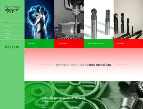 Torino Utensil Snc by Tux Web Design Creazione Siti Internet Torino
